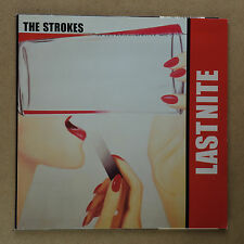 "THE STROKES - Last Nite ***VERY rare red 4-Track 7""-Vinyl***NEW***US-Imp.***"
