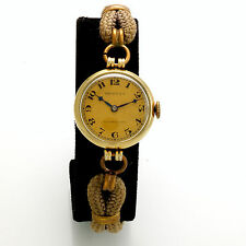 Vintage 15-Jewel Longines Ladies Longines Watch with Tiffany Signed Dial CA1920s