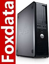 Komplett PC DELL Optiplex 755 MT E7300 4GB 160 GB HDD DVD Brenner gebraucht !!!