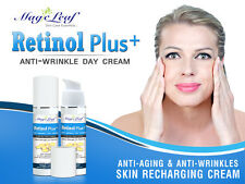 PACK OF 2 - RETINOL 2% - DAY CREAM - Anti Wrinkle Anti Aging FACE LIFTING CREAM