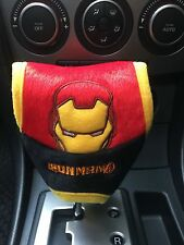 Iron Man The Avengers Car Accessory : Automatic Shift Knob Gear Stick Cover