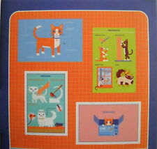 16 Assorted Cat Notecards by Quirk Productions, Inc.