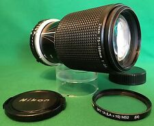 Nikon Series E 75-150mm f/3.5 AI-S Lens....SERVICED.
