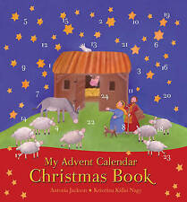 My Advent Calendar Christmas Book by Antonia Jackson (Hardback, 2013)