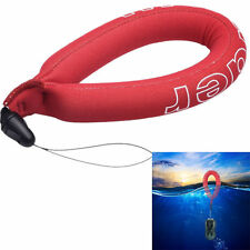 Red Underwater Waterproof Camera Float Foam Floating Wrist Strap For GoPro Hero