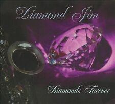 DIAMOND JIM-DIAMONDS FOREVER  CD NEW