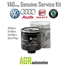 VAG GENUINE SERVICE KIT FOR VW GOLF 1.9 SDI TDI MK4 97-04 AIR FUEL OIL FILTER