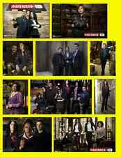 WAREHOUSE 13 MYKA PETE ARTIE THIRTEEN TV SERIE SCI FI 10 DIFFERENT FRIDGE MAGNET