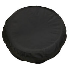 "16"" Spare Wheel Cover Tire Covers Canvas New Material Black Fit For all car"