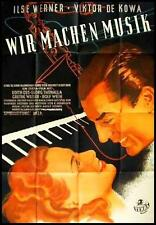 WIR MACHEN MUSIK (1942) * with switchable English subtitles *