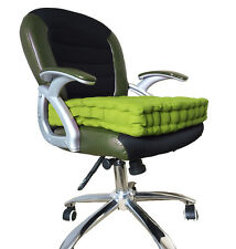 SEAT PAD BOOSTER ADULT CHUNKY DINING OFFICE GARDEN ARMCHAIR CHAIR THICK CUSHION