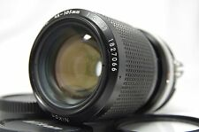 Nikon Zoom-Nikkor 35-105mm f/3.5-4.5 Ai-S MF Lens SN1827066 from Japan