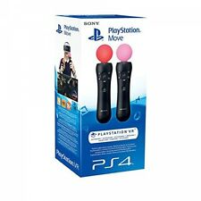 Sony PlayStation Move Motion Controller Twin Pack (PS4/PSVR)  Brand New