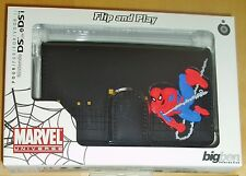 Marvel Heroes DSI DSI Lite Case Spiderman Rubber Case in Black