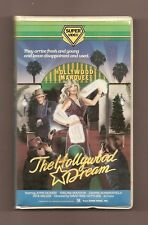 HOLLYWOOD DREAM 1977 (Super Video) a.k.a. Game Show Models BIG Box clamshell vhs
