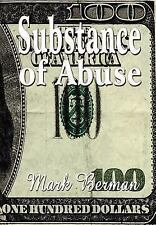 Substance of Abuse-ExLibrary