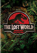 The Lost World Jurassic Park (DVD) & ULTRAVIOLET DIGITAL COPY Brand New sealed