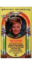 The Best of Times ~ Patti Page's Greatest Hits ~ Pop ~ Cassette ~ Good