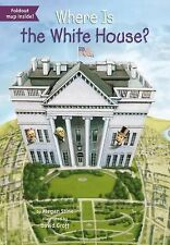 Where is the White House history kids early illustrated book ages 8-11