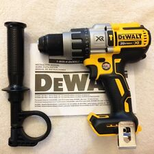 "New Dewalt DCD996 1/2"" 3 Speed 20V Max XR Brushless Hammer Drill Replaces DCD995"