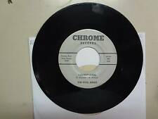 "SOUL KINGS:I Don't Care 2:33-On Broadway 2:33-U.S. 7"" 1967 Chrome Records 45-101"