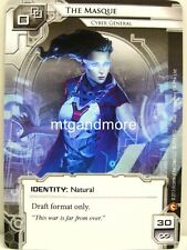 Android Netrunner LCG - 1x The Masque - Overdrive Draft Starter