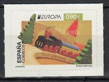 SPAIN. 2015 EUROPA CEPT Old toys 1 STAMPS MNH