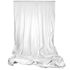 Impact Muslin Background - 10 x 24' (White)