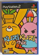 KURU KURI MIX PS2 PLAYSTATION 2 RPG GAME UK ORIGINAL vgc throughout !