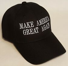 Make America Great Again - Donald Trump 2016 Hat Cap BLACK - Republican