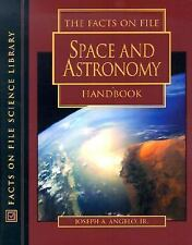The Facts on File Space and Astronomy Handbook (Facts on File Science -ExLibrary