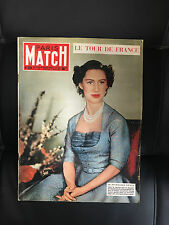 PARIS MATCH 225 18 juillet 1953 Tour de France SUPERSONIQUE ONASSIS GERSHWIN