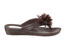 CHOCOLATE SUMMER SANDALS - SIZES 3&8 AVAILABLE - A MUST HAVE HOLIDAY ESSENTIAL