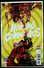 HOWLING COMMANSOS of SHEILD #5 (MARVEL Comics) - NM Comic Book