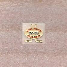 1992-93 League of Metro Outaouais Hockey Quebec Canada Official Pin Old