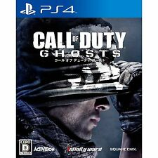 Call of Duty: Ghosts (Sony PlayStation 4, 2014) - Japanese Version