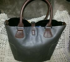 pure leather pre loved bag