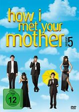 How I Met Your Mother - Season 5 [3 DVDs] , DVD