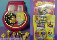 Polly Pocket Mini Disney NEU ♥ The Hunchback of Notre Dame ♥OVP ♥ NEW ♥ 1995 ♥