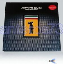 "JAMIROQUAI ""TRAVELLING WITHOUT"" RARE 2 LP 1996 FIRST PRESS - MINT"