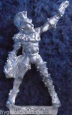 1988 ELF Bloodbowl 2nd Edition Star Player eldric Sidewinder Citadel bb101 LEGNO