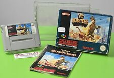 King of the Monsters Super Nintendo SNES OVP colección by game-Planet-shop 2