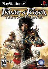 Prince of Persia: The Two Thrones - Playstation 2 Game Complete