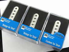 Seymour Duncan SSL-1 SSL-5 Custom Staggered Strat Set 11201-01 11202-05