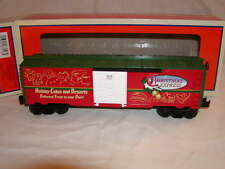 Lionel 6-83148 Christmas Express Box Car O 027 MIB New 2016 Cakes & Desserts