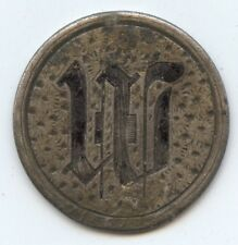 Love Token 1873 Arrows Quarter (#6680). Carefully Check out the Photos.