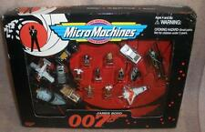 James Bond 007 Micro Machines set MIB Goldfinger Moonraker the Spy who loved me