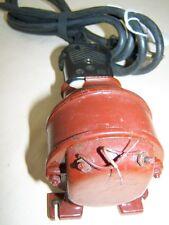 vecchio Trasformatore Trasformatore Giocattolo 220 Volt 4 volt 1 Amp