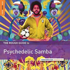 The Rough Guide to Psychedelic Samba - NEW SEALED Limited LP!