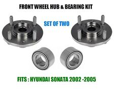 Front Wheel Hub And Bearing Kit Assy For Hyundai Sonata  2002-2005  SET OF TWO